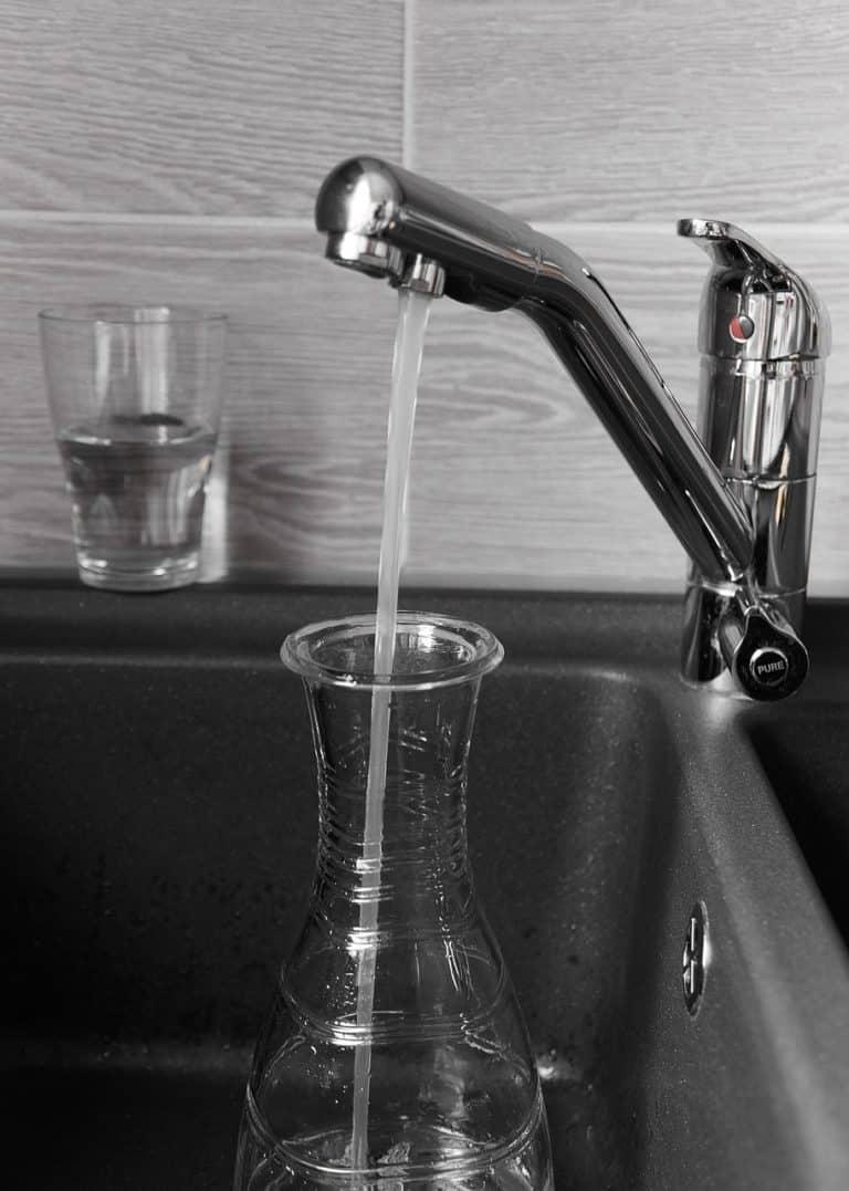 Filtered Virginia Beach Tap Water