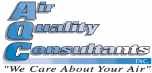air quality consultants logo