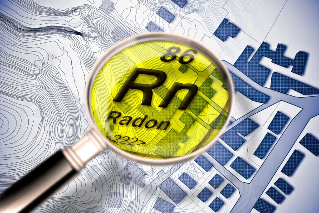 What Causes Radon Gas In Houses?